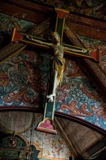 Krusifikset i Røldal stavkirke