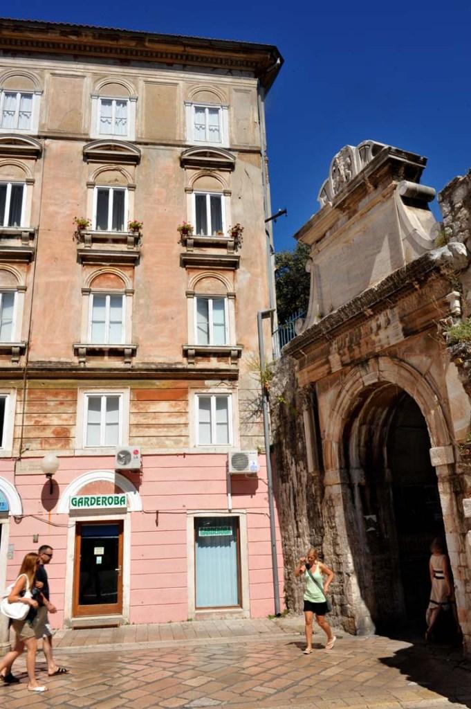 Sea Gate i Zadar