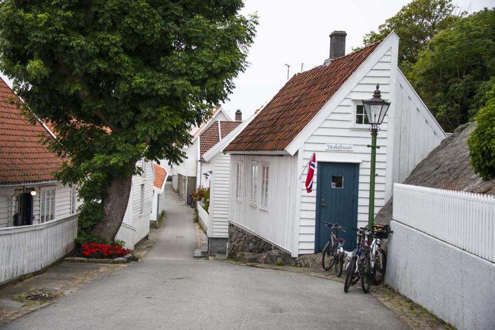 Vaskehuset i Skudeneshavn