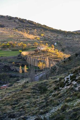 Akvedukten i Morella
