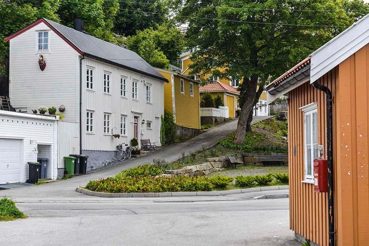 Tahiti i Kristiansund