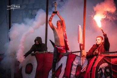 FK Partizani vs KF Tirana