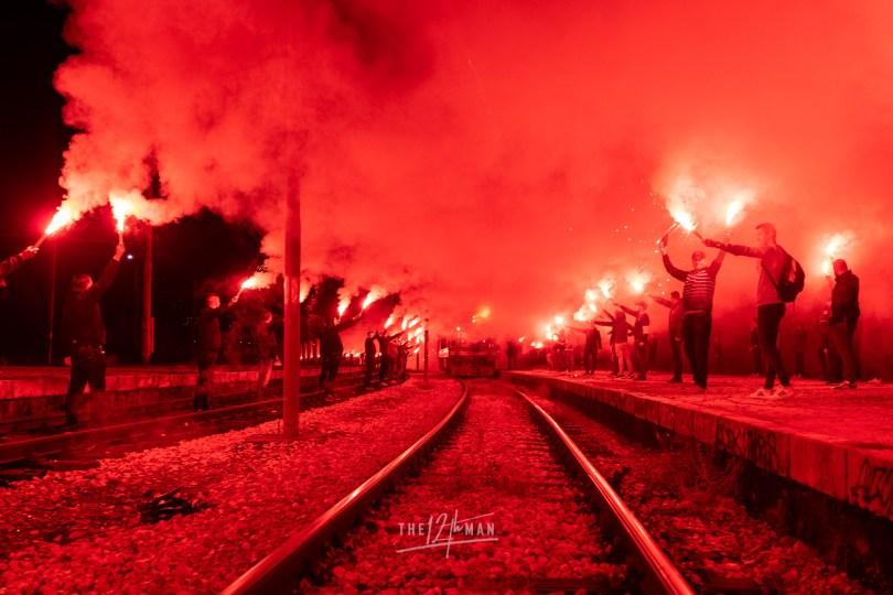 FK Željezničar - 100 godina - 100 years anniversary - Manijaci - The Maniacs - De Twaalfde Man