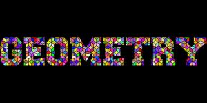 Trupat gjeometrike