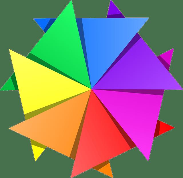 Canecas diferentes para dar um presente divertido e multicolorido