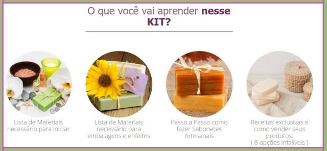 O que você aprende no curso de sabonetes artesanais para usar e lucrar até 8 mil reais