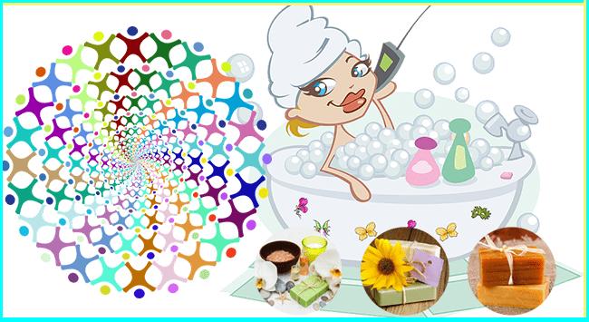 Sabonetes artesanais para embelezar e perfumar seu banho