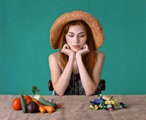 Você também tem que comer bem sem reclamar