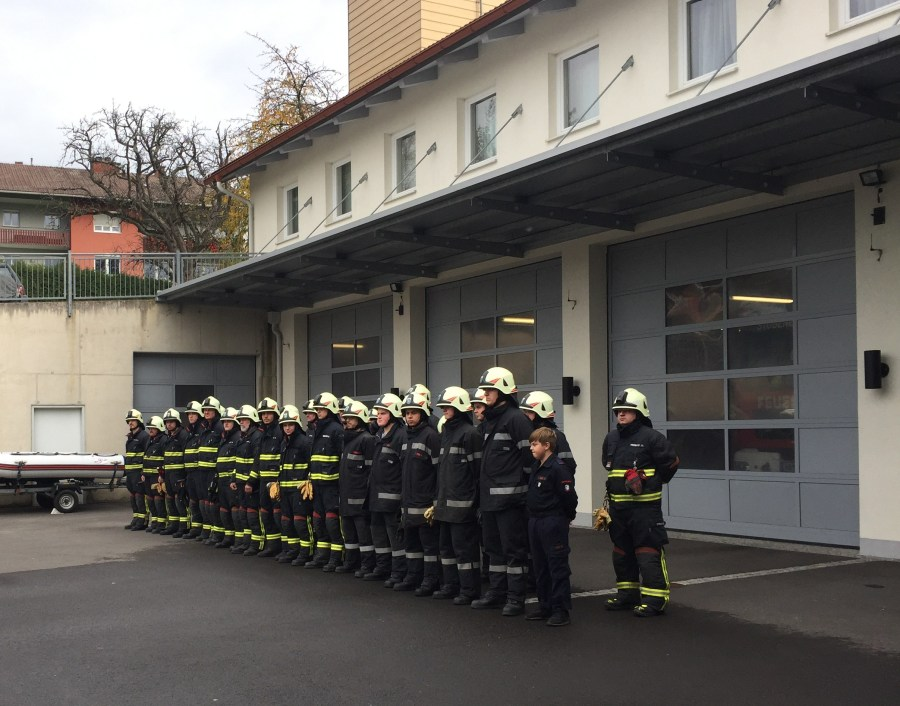 FF Stubenberg am See - Blackout Übung