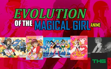"Header of ""Evolution of the Magical Girl Anime"""