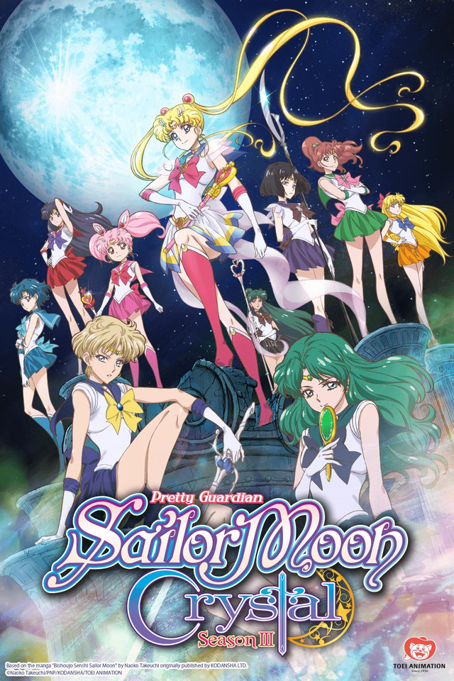 Review: Sailor Moon: Crystal, Season 3 Episode 1