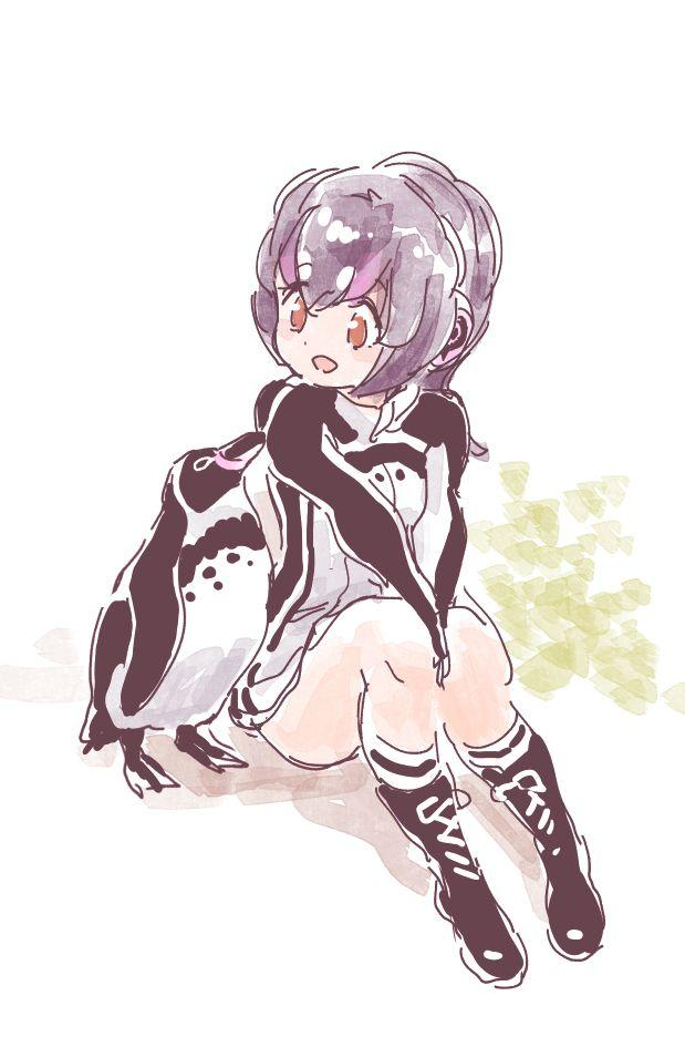 Grape-kun Is with Harambe Now