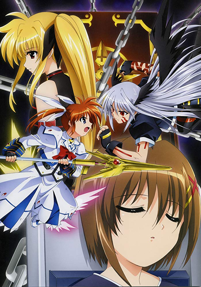Anime Review: 'Magical Girl Lyrical Nanoha A's' | deus ex