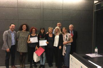 Premio a la mejor comunicación libre en la VII Jornada de Salud Mental Perinatal
