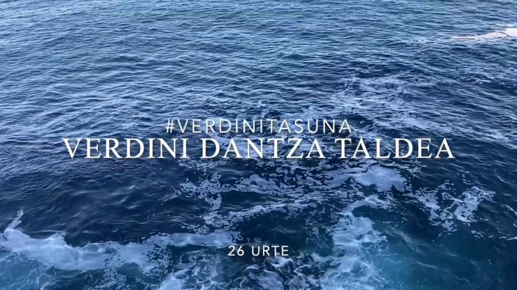 #verdinitasuna: Verdini Datnza Taldea