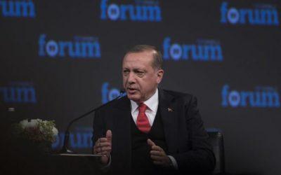 أردوغان : قدمنا لألمانيا 4500 ملف لإرهابيين يتواجدون فيها و لم نتلق رداً
