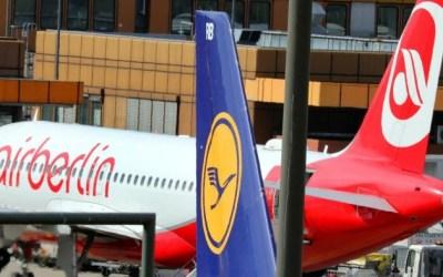Entlassungen bei Air Berlin
