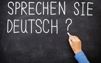 كيف تقول هنا , هناك في اللغة الالمانية ( Da , Dort )