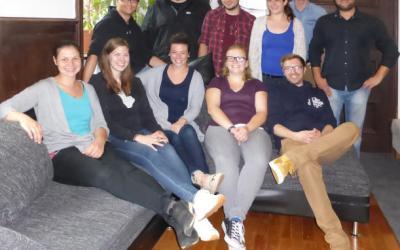 ترشيح رابطة شبابية ألمانية لجائزة تقدير بعد تميزها في مساعدة اللاجئين و رعايتهم