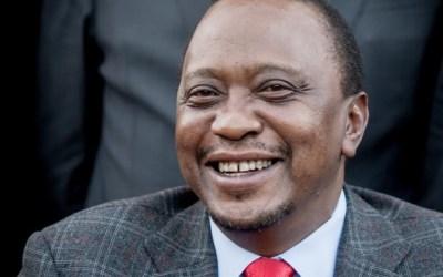 Kenyatta gewinnt