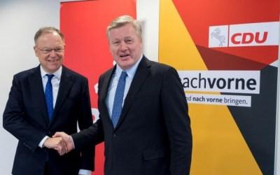 Große Koalition in Niedersachsen