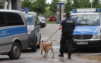 """ألمانيا : """" مواد مهيجة """" و إصابات في الأعين جراء شجار بين مجموعة شبان في """" روستوك """""""