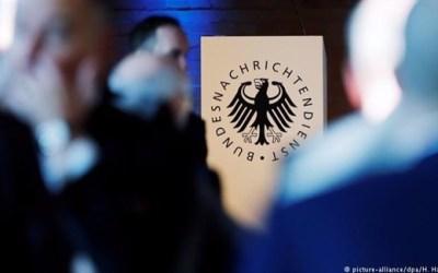 """ألمانيا : الاستخبارات تحذر من خطر متمردي """" شمال القوقاز """""""