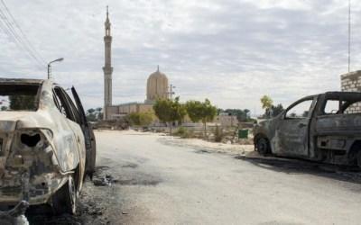 Anschlag auf Moschee