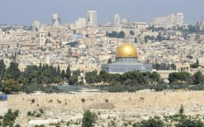 Streit um Jerusalem