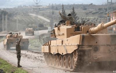 ألمانيا تطالب تركيا بوقف عملية عفرين