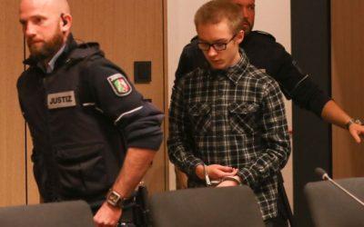 ألمانيا : مطالبة بإيقاع أقصى عقوبة بحق شاب ألماني قتل طفلين بسادية و وحشية