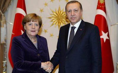 """تركيا تؤكد تطلعها إلى """" صفحة جديدة """" في العلاقات مع ألمانيا"""