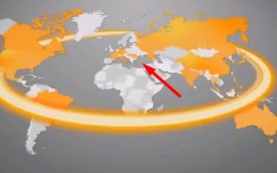 ألمانيا : شركة شهيرة تحذف خريطة تركيا في أحد إعلاناتها !