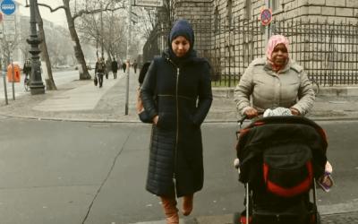 بسبب لون بشرتها, سيدة سورية لا تحصل اللجوء في المانيا