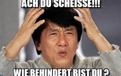 أكثر 10 شتائم وتعابير  مستخدمة من قبل الألمان
