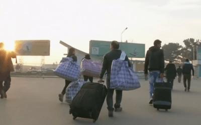 الداخلية الألمانية تحدد عدد المرحلين من طالبي اللجوء المرفوضين هذا العام
