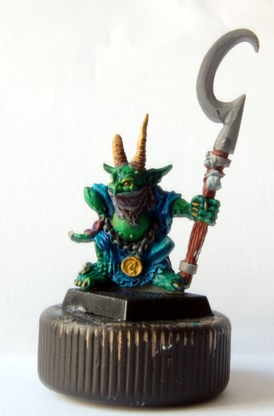 WIP Witchcraft Cave goblin Witch doctor