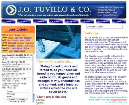 J.O. Tuvillo & Co.