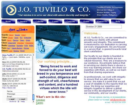 J.O. Tuvillo & Co.