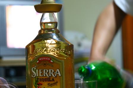 Sierra Tequila Time