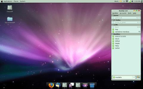 Deuts Desktop