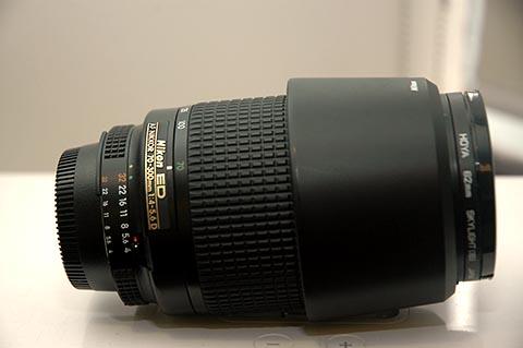 AF Nikkor 70-300mm f/4-5.6 D Nikon ED