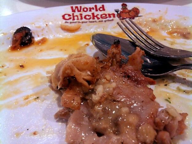 World Chicken Dinner