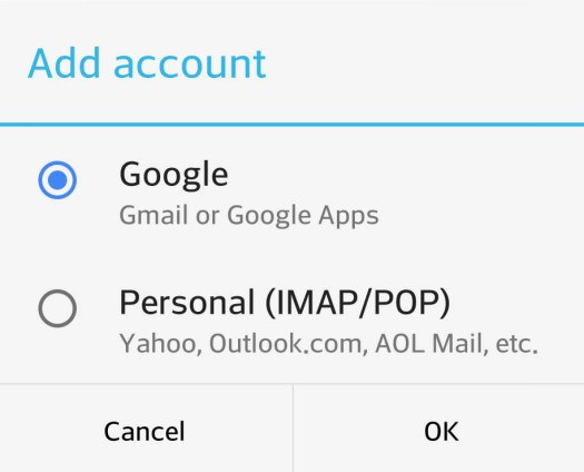 Neither in the Gmail app itself.