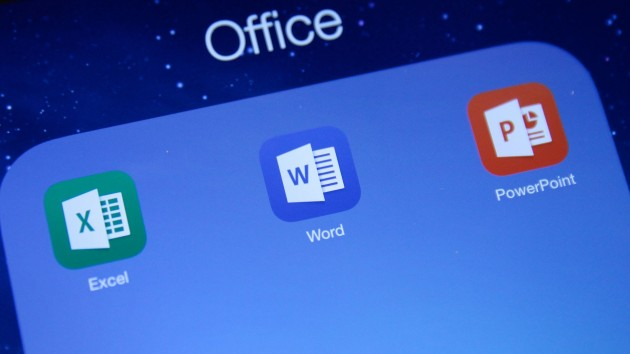 Microsoft Office free on iOS