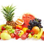 Reife Früchte