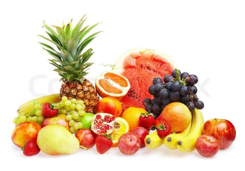 800px COLOURBOX2164793 - Reife Früchte