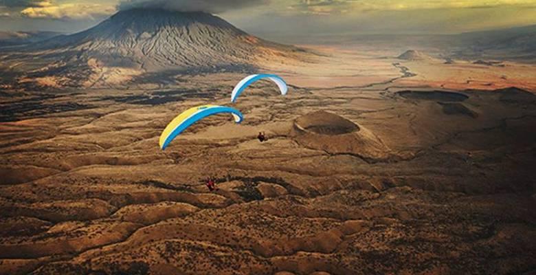 ugizvf - Gleitschirmflieger: Die schönsten Bilder von oben