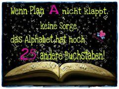 12038381 400054440203800 1852973888817712242 n - Wenn Plan A nicht klappt, ...