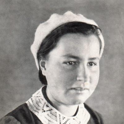 Klara Rolloff, Tochter von Wilhelm
